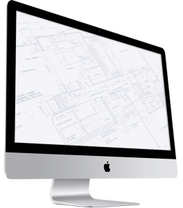 iMac for Electronic Plan Check